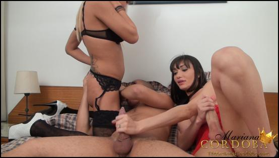 Mariana Cordoba and Angeles Cid Video