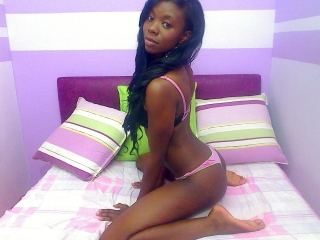 Hot Ebony Cam Girl